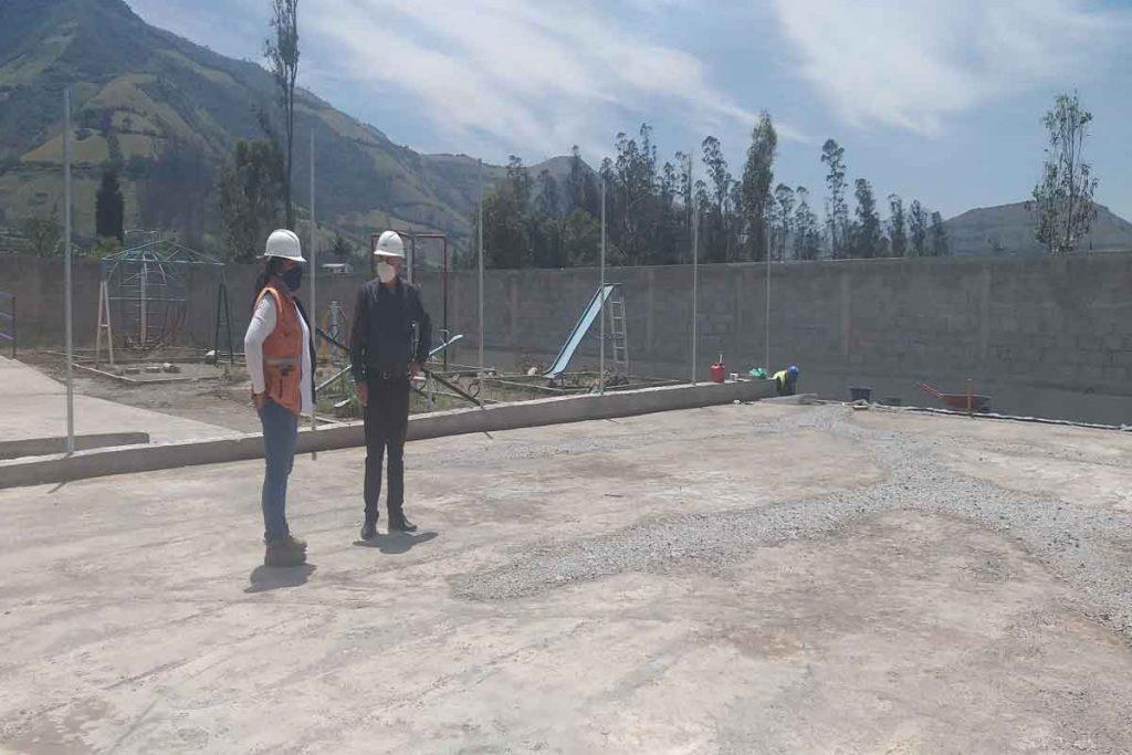 GAD Atahualpa Habaspamba Obras 2020
